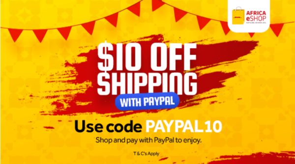 $10 OFF Shipping Via DHL eShop