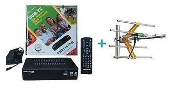 Watch Unlimited TV Channels in Uganda Using Phelistar Digital Free To Air Decoder