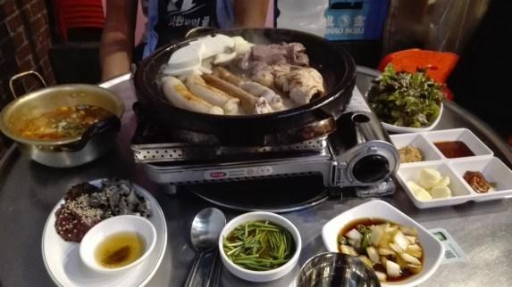Gopchang Arrivé à Séoul - Blog Corée du Sud - The korean dream