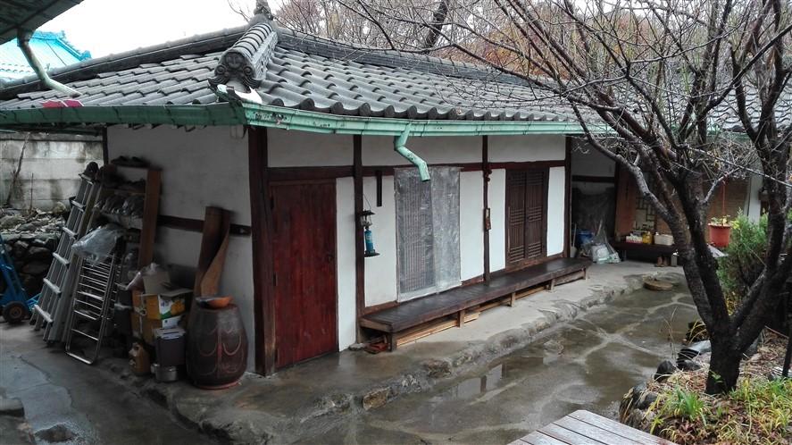 Maison traditionnelle coréene - Blog Corée du Sud - The korean dream