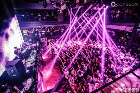 Club Octagon, Gangnam