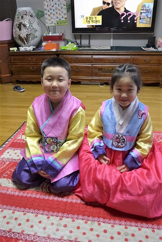 Seollal - blog corée du sud - the korean dream