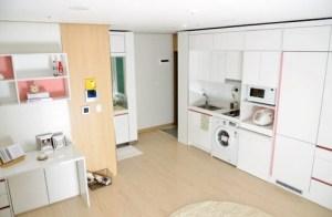 officetel Appartement a Seoul- blog coree du sud - the korean dream