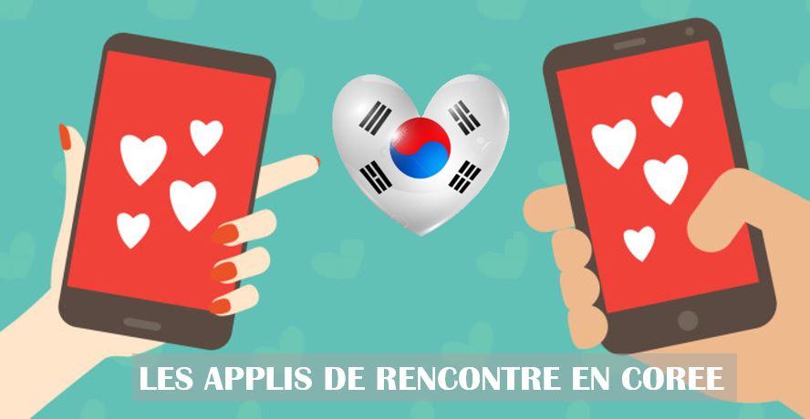 Quelles applis de rencontres utiliser en Corée?