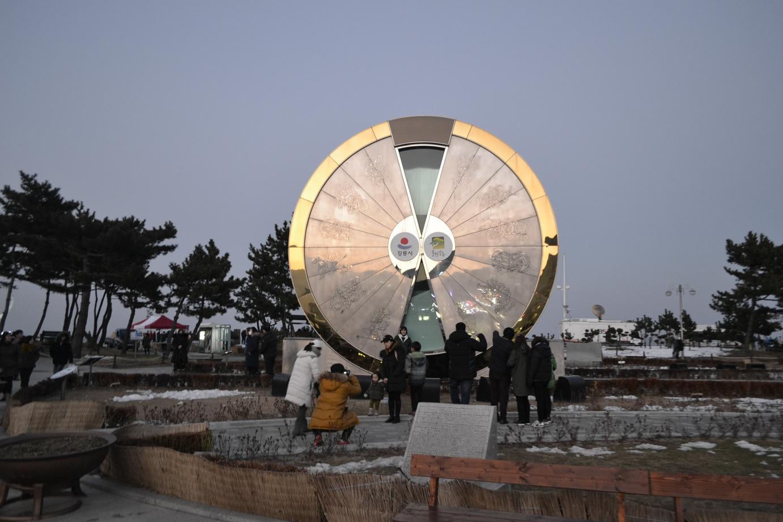 Lever du soleil Gangneung - blog coree du sud - the korean dream 46