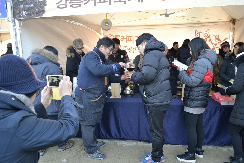 Lever du soleil Gangneung - blog coree du sud - the korean dream 7