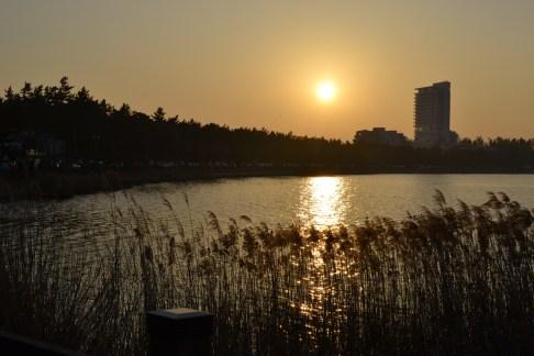 Lever du soleil Gangneung - blog coree du sud - the korean dream 5