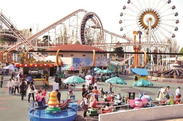 Childrens grand park Seoul top10 Parcs - blog coree du sud - the korean dream 3