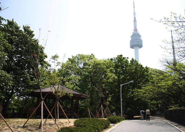 Namsan Seoul top10 Parcs - blog coree du sud - the korean dream 2