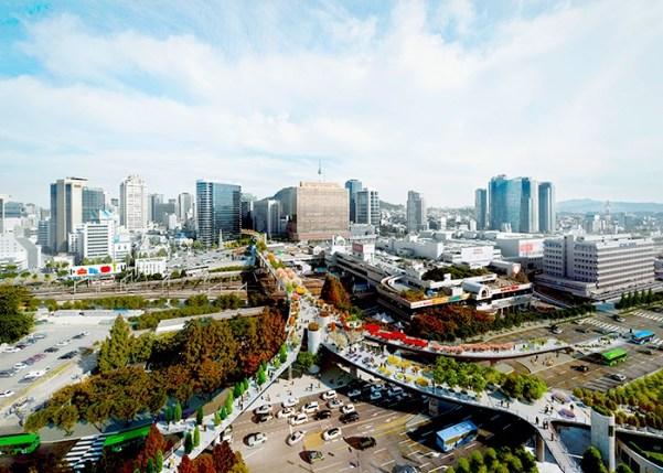 Seoullo 7017 - blog coree du sud - the korean dream 3