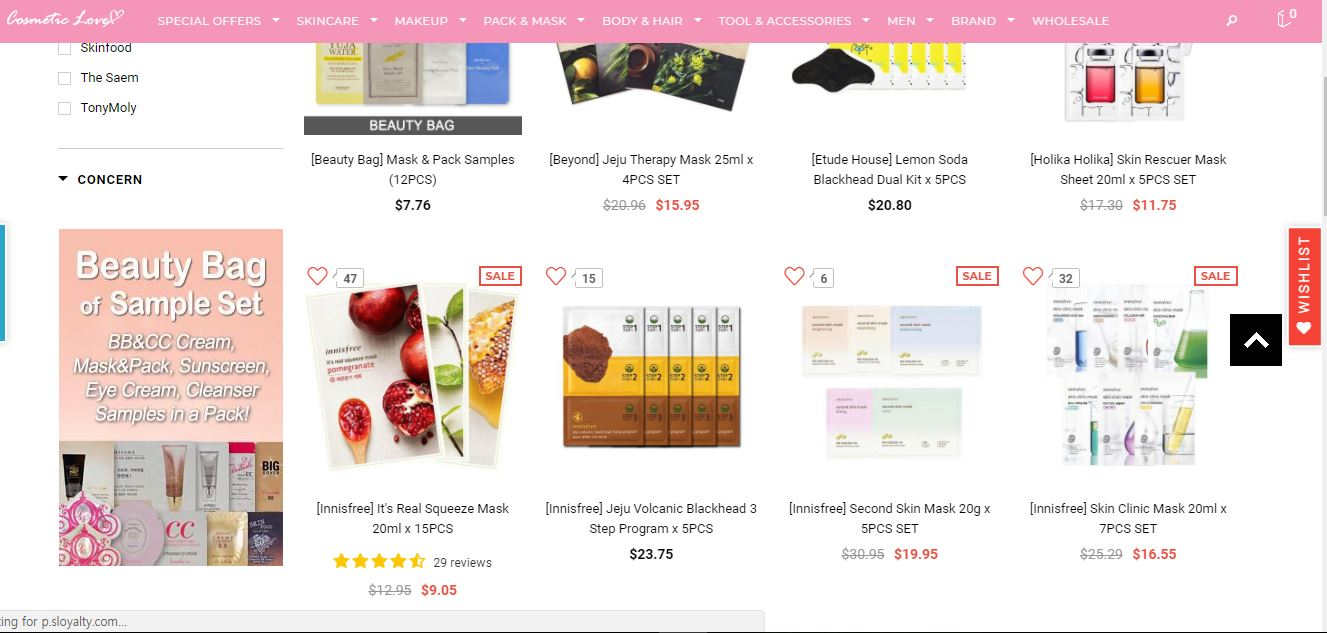 ou acheter des cosmetiques coreens - cosmetic-love - blog