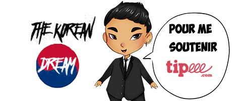 Tipeee - The Korean dream - blog coree du sud