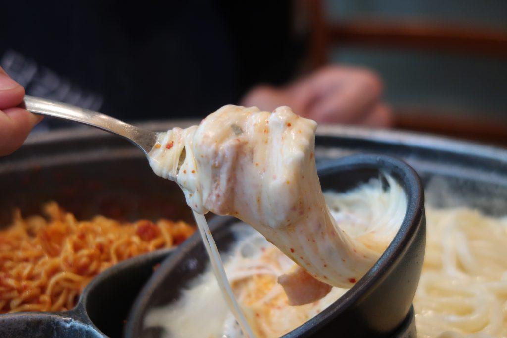 dakgalbi restaurants coréens
