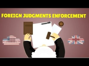 Arbitral awards, foreign judgment enforcement, arbitration awards,enforemcement