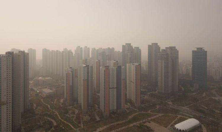 Korea suffers from fine dust, forces the Korean government to react with legal regulations continuously.