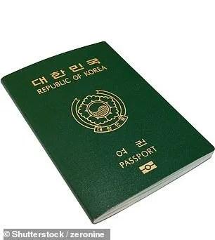 New Korean passport by 2020