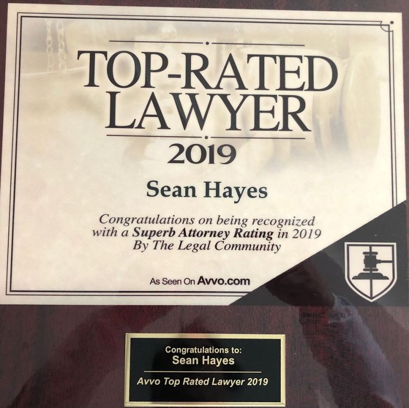 Sean Hayes Top-Rated Lawyer in Korea.