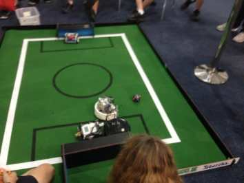 The robot challenge is on