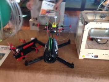 Drones from MESH