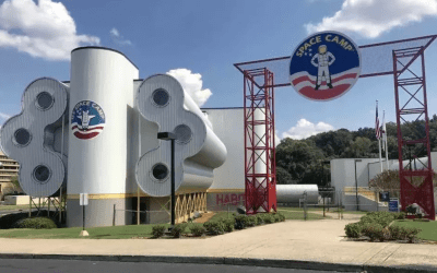 Space Camp: teaching the next generation that dreams do come true
