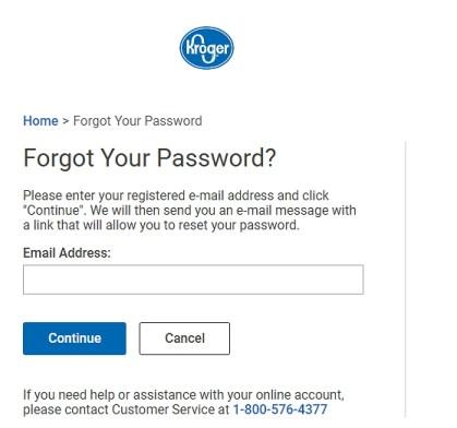 password reset for express hr