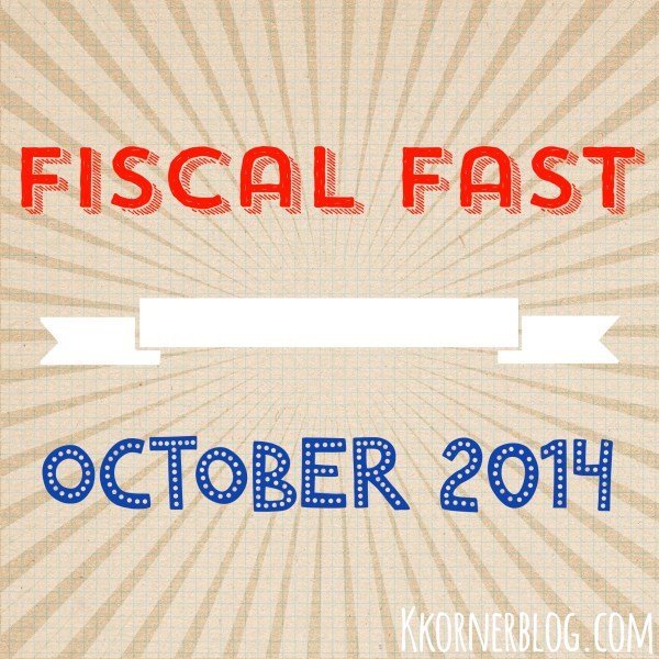 Fiscal Fast