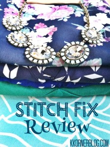 Stitch Fix Review - October 2014