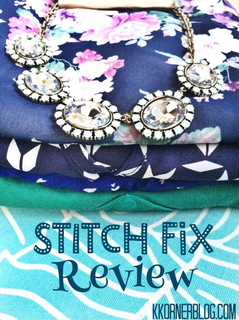 Stitch Fix Review – October 2014