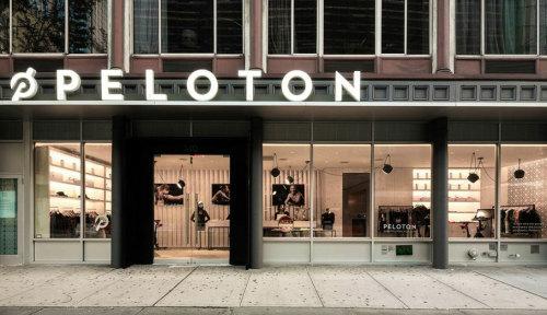 Peloton Cycle Studio