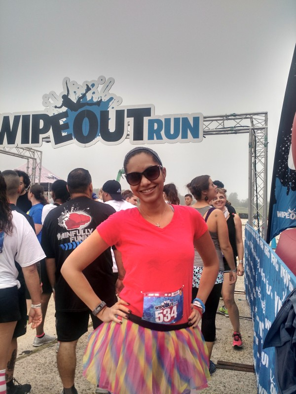 Wipe Out Run NYC 2015