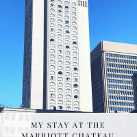 Checking In: Marriott Chateau Champlain Montreal