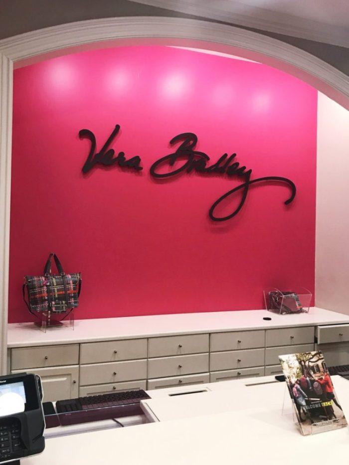 Vera Bradley Meet and Greet Recap // The Krystal Diaries