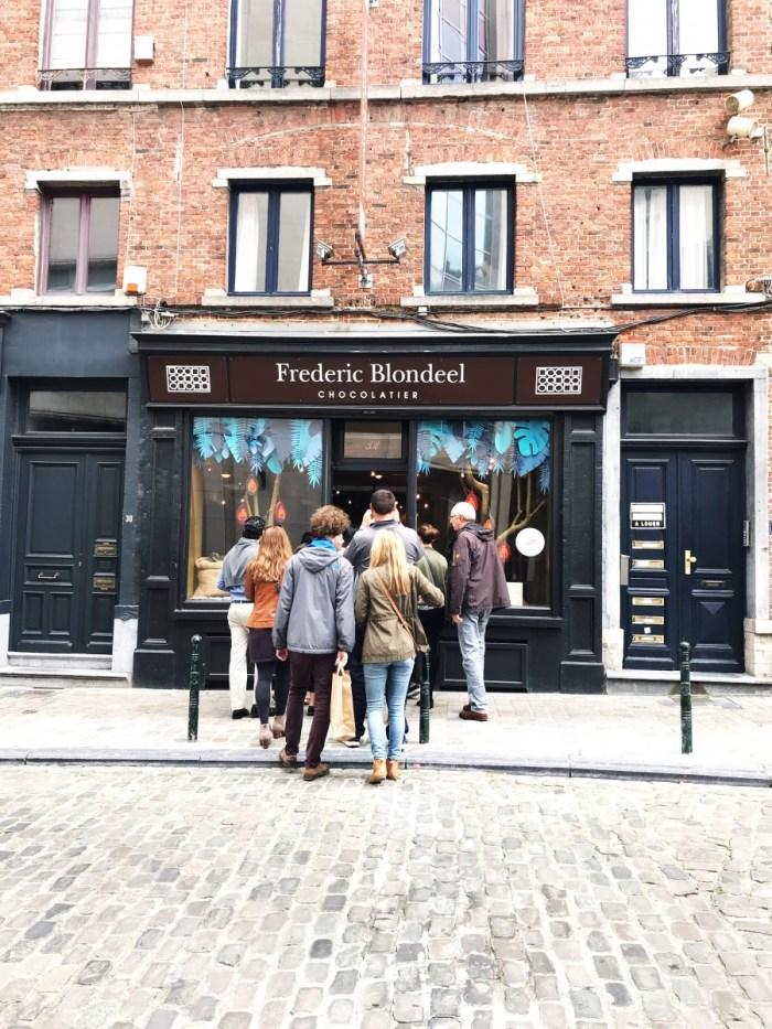 The Best Brussels Beer & Chocolate Tour // The Krystal Diaries