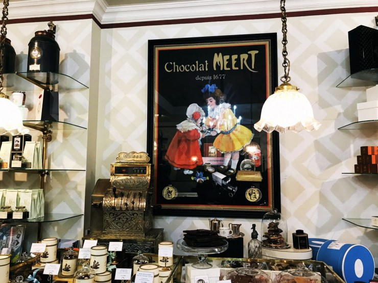 The Best Brussels Beer & Chocolate Tour // The Krystal Diaries