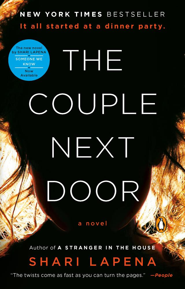 Book Cover: The Couple Next Door