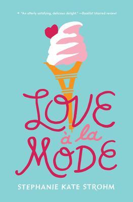 Book Cover: Love à la Mode