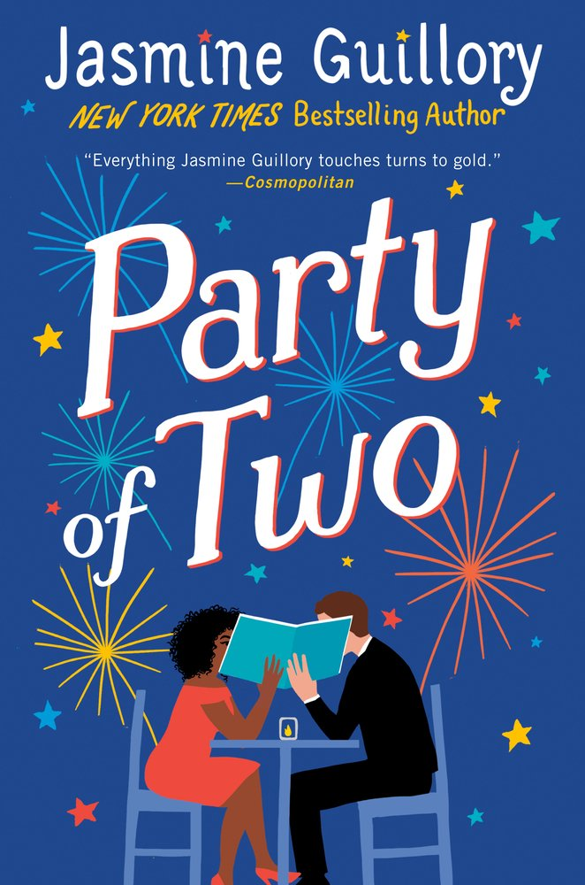 Book Cover: Party of Two