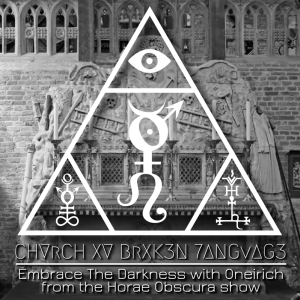Listen to my mix for CHVRCH XV BRXK3N 7ANGVAG3