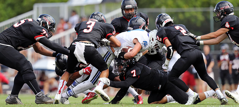 In Season Training for High School Football | |