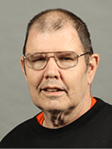 Greg Brown (above) has served at Kalamazoo College with Facilities Management for over 40 years