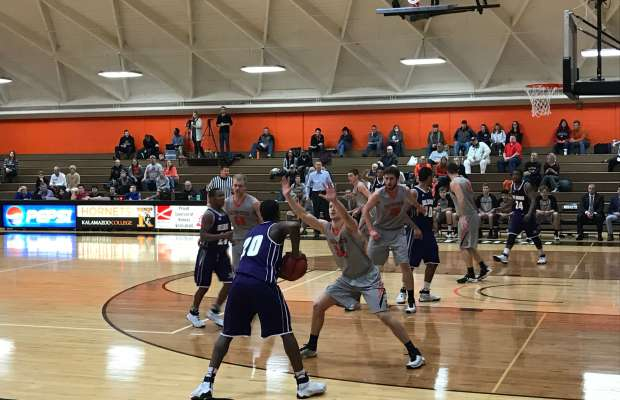 Kalamazoo College Basketball
