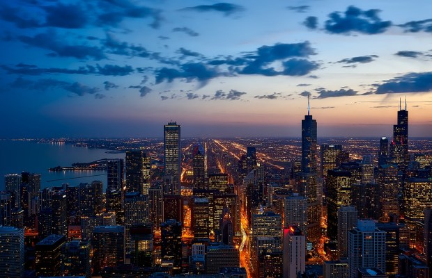 The 'Windy City's' skyline (Creative Commons).