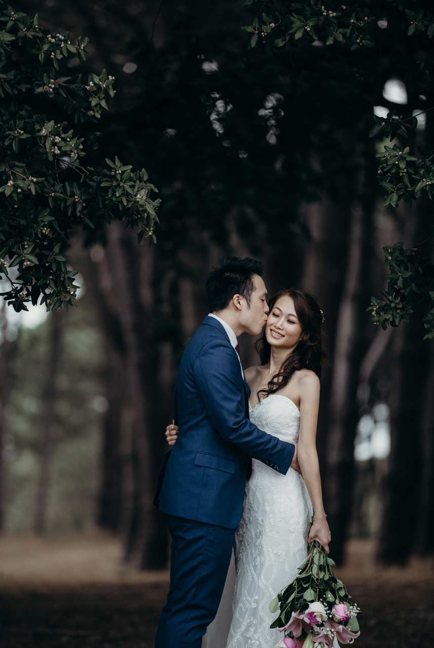 Sydney Pre-wedding Photography - The Lacy Day - Centennial Park