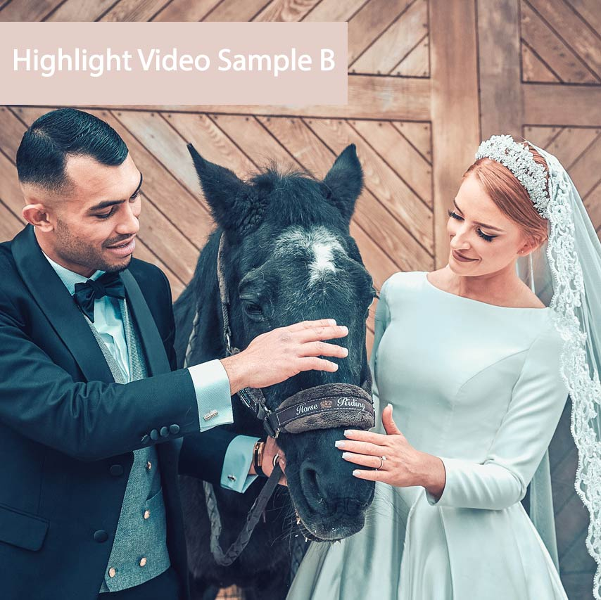Wedding Highlight Video The Lacy Day