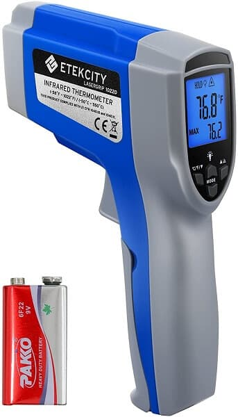 Etekcity 1022D Infrared Thermometer