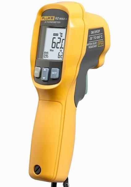 Fluke 62 Max+ Infrared Thermometer