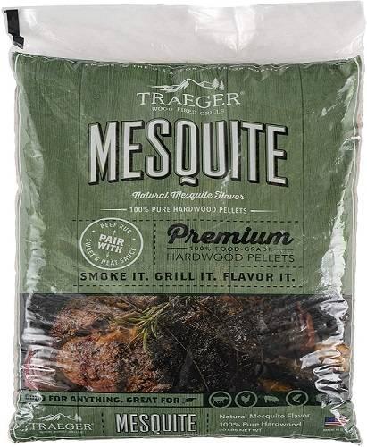 Traeger Grills PEL305 Mesquite Pellets Grill