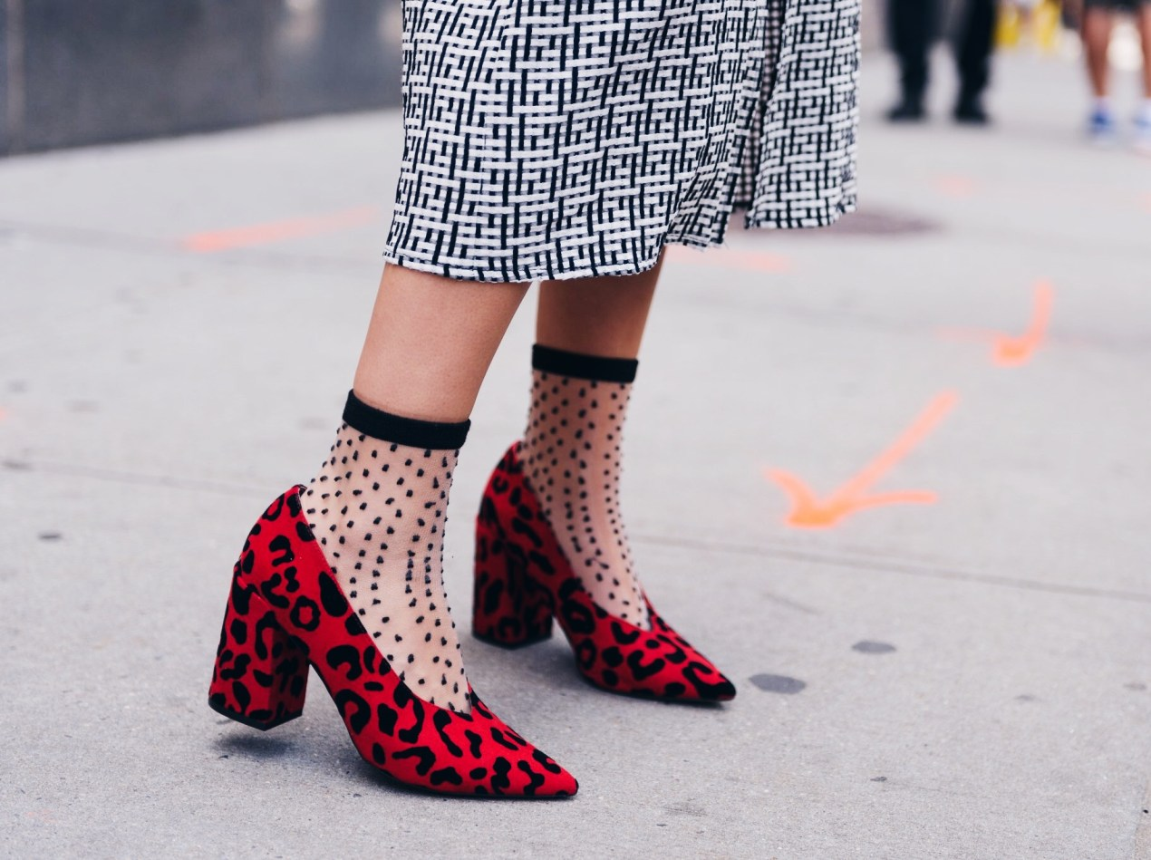 Choosing High Heels | The Lady-like Leopard Blog by Melina Morry