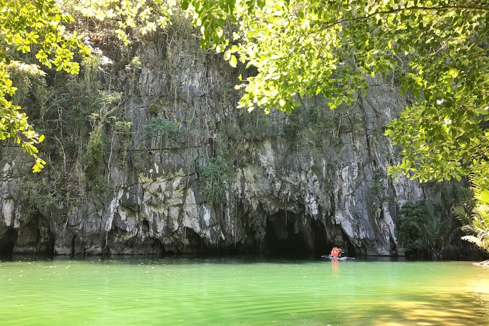 Philippines: Puerto Princesa Underground River