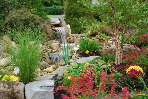 meditation garden design Malta Meditation Garden, Malta NY - The LA Group Landscape